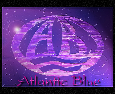 Welcome to the ATLANTIC BLUE Web site. Please wait while the Graphic loads, it's pretty Big but worth the wait!